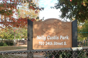 Volunteers for Nelly Custis Design Working Group